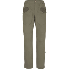 E9 Rondo Slim Trousers Men warm grey
